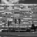 Edificio Panamericano, Raúl Sichero, arquitecto. Montevideo, Urugua,1958 | laformamodernaenlatinoamerica.blogspot.com.es