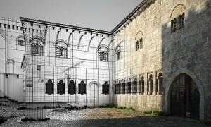 Evolución histórica del Edificio del Museo Arqueológico Provincial de Orense
