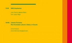 intemción 2013 · Proyecto y certificación energética. Vivienda Vila Ana