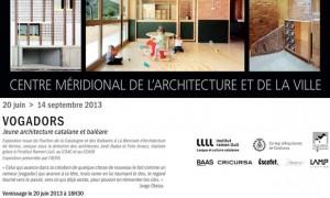 VOGADORS, Jeune architecture Catalane et Baleàre