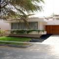 Casa Woodman en Piura. Alfredo Baertl M. 1963 | Fotografía: Fernando Freire Forga