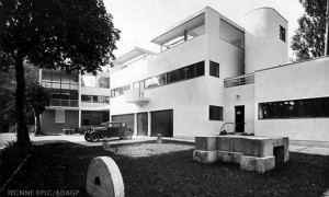 Absent Le Corbusier, Villa Church | Marcelo Gardinetti