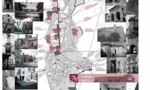 Laboratorio Narni · progettare il paesaggio storico urbano