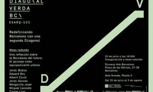 Diagonal Verde Bcn. Redefinindo Barcelona cunha segunda Diagonal