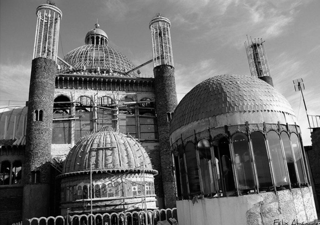 La catedral de Justo Gallego, una catedral en construcción por una sola persona | Fuente: lavidaesinfinito.com