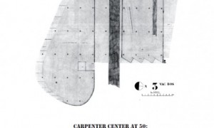 Carpenter center at 50: Le Corbusier´s language in reinforced concrete