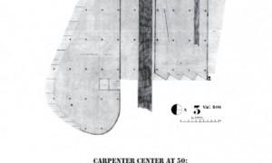 Carpenter center at 50: Le Corbusier´s language in reinforced concrete