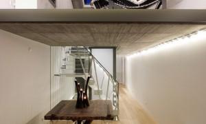 Reforma de vivenda e estudio de arquitectura | Muiños+Otero