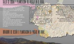 Obradoiro de Deseño e Planificación da Paisaxe no Rural