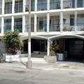 12_Edificio en Bajada Balta -  Miraflores. Raul morey, arquitecto  1957