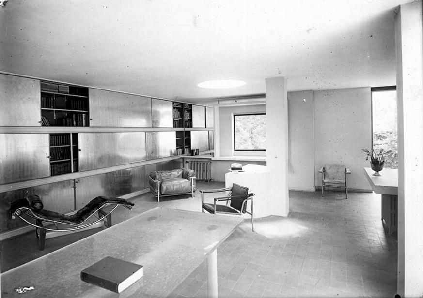 le corbusier ausente villa church marcelo gardinetti. Black Bedroom Furniture Sets. Home Design Ideas