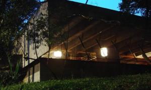 Construcción en la residencia Butantã de Paulo Mendes da Rocha | Santiago Carvajal