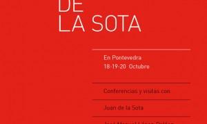 Jornadas De La Sota en Pontevedra. 1913-2013