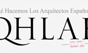 ¿Que facemos os arquitectos españoles?