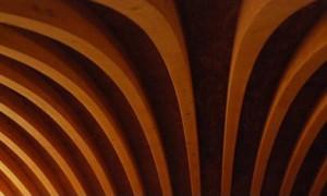 Reparación da estructura de cuberta e construcción de nova bóveda da igrexa de San Salvador de Taragoña | Pernas Varela Arquitectos