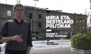 Urbanism, experience, daily life | Álvaro Sevilla Buitrago