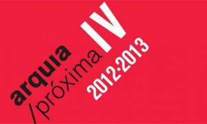 IV Edición arquia/próxima 2012-2013