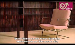 Documental vivienda Tugendhat (Mies van der Rohe)