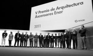 VI Premio de Arquitectura Ascensores Enor · Convocatoria