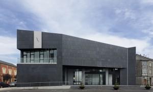 Casa do Concello A Fonsagrada | Hermo Iglesias Veiga Arquitectos