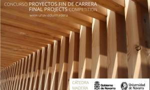 II Concurso PFC Cátedra Madeira