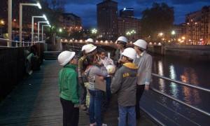 Arkitente. Programa de pedagoxía urbana para nenos | Zaramari