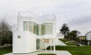 Casa V. Rehabilitación y Ampliación de La Rabadeira | Dosis de Arquitectura