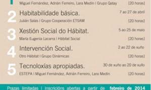"""I Curso online """"Hábitat a Escala Humana"""""""