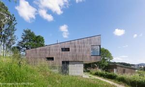 House in Cachopal | Ameneiros Rey · HH arquitectos-Blanca Carballal