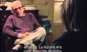Gilles Deleuze's alphabet