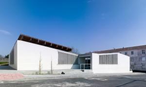 Centro Civico de San Pablo | Ameneiros Rey · HH arquitectos-Jacobo Fernández