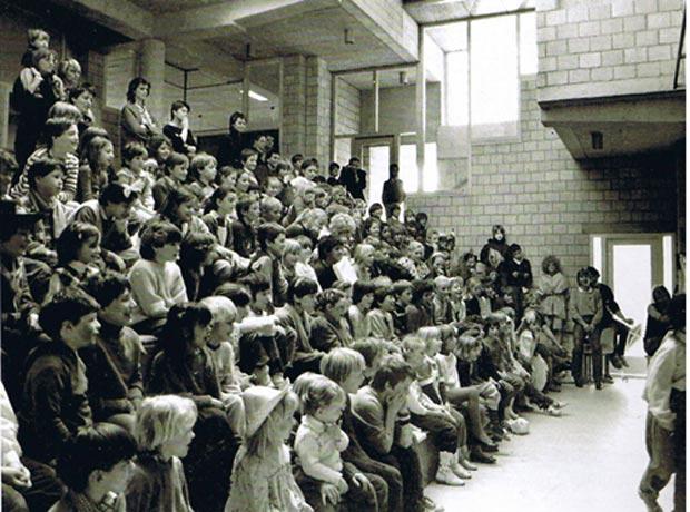 Escuela Apollo, Herman Hertzberger, 1980