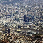 Londres desde el aire | Kathleen Conklin | Flickr