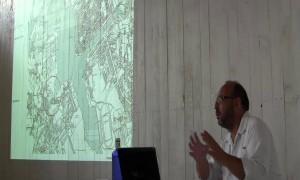 Alfonso Salgado: Espacio y tiempo. Memoria y territorio