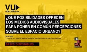 Videourbana. Nuevas geografías. Contextos Iberoamericanos