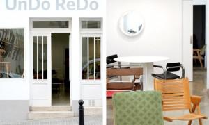 Cristina Nieto - Luis Gil · Mobiliario y restauración | proyecto UnDo ReDo