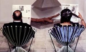 After Saarinen's fingerprints | Michael Ángel Díaz Camacho