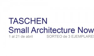 Sorteo de 3 exemplares de Small Architecture Now!
