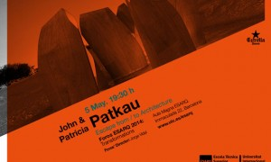 Patkau Architects en Ciclo Foros ESARQ-UIC