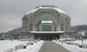 "Unclassifiable architectures: the ""Goetheanum"" (R.Steiner, 1926-28) 