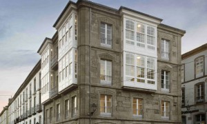 Rehabilitación de edificio para hotel en la Rúa Altamira | CREUSeCARRASCO