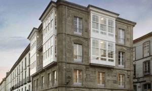 Building rehabilitation for hotel in the Rúa Altamira | CREUSeCARRASCO