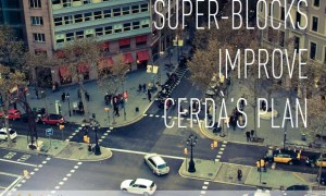 Archallenge Competition. Super Blocks Improve Cerdà's Plan