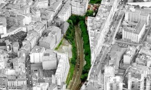 Call for entries for the international ideas competition to convert 21,500 m2 of tracks in the centre of Bilbao into an underground section