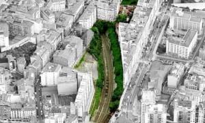 Convocado un concurso internacional de ideas para o soterramento de 21.500 m2 de vías no centro de Bilbao