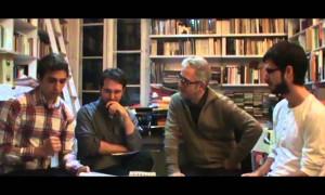 Conversas con Josep Maria Montaner