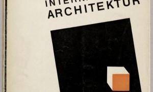 Bauhaus. Colección libros y revistas