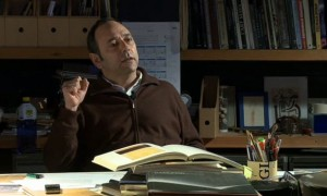 Antoni Arola. Talking with the light