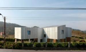 Casa en Uxes | terceroderecha arquitectos