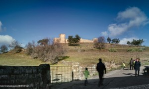 EERJ. Adaptation of the inner ward of El Real de la Jara Castle | Villegas Bueno Arquitectura